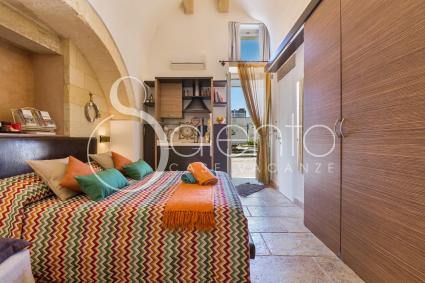A romantic alcove for 2 guests on holiday in Salento
